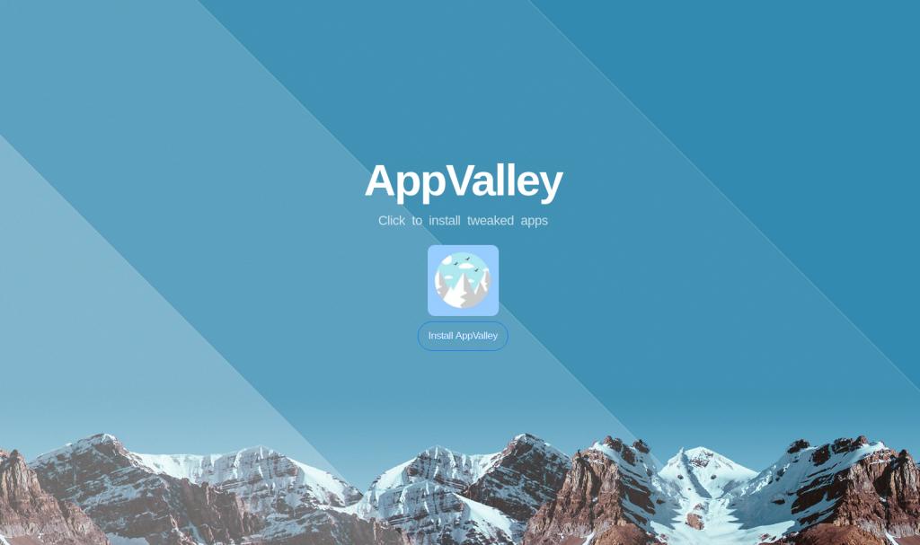 APPVALLEY icon