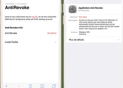 ANTIREVOKE VPN